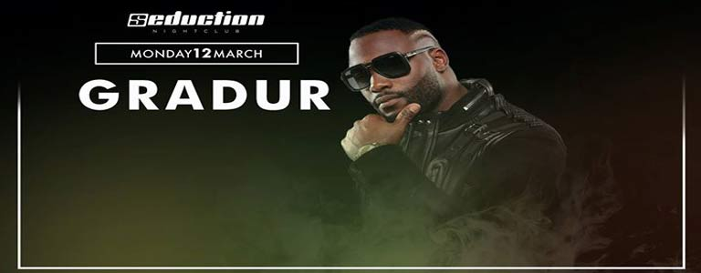 Gradur live at Seduction Phuket