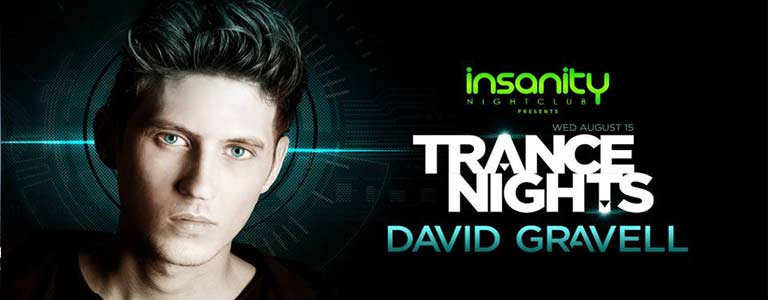 Trance Nights: David Gravell