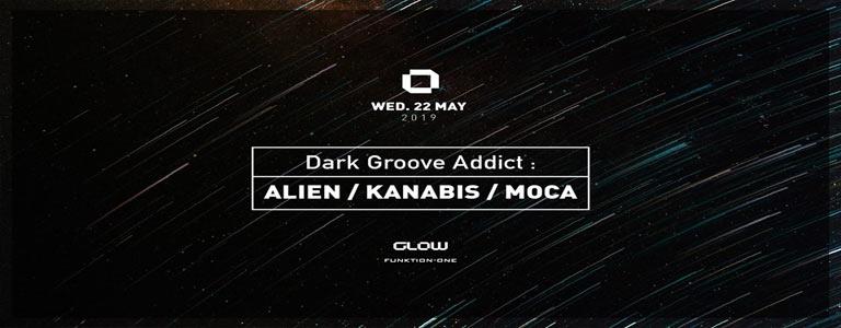 GLOW Wednesday w/ Dark Groove Addict