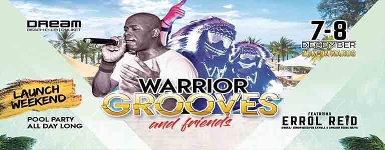 Errol Reid Feat. Warrior Grooves | Launch Weekend