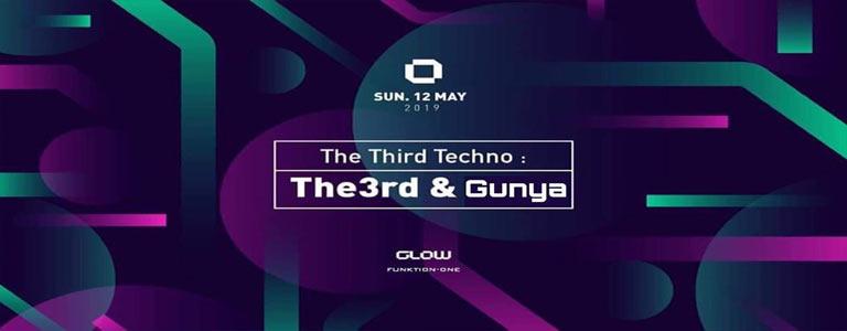 GLOW Sunday w/ The3rd & Gunya