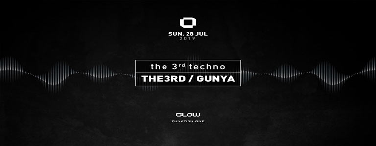 The Third Techno with The3rd & Gunya