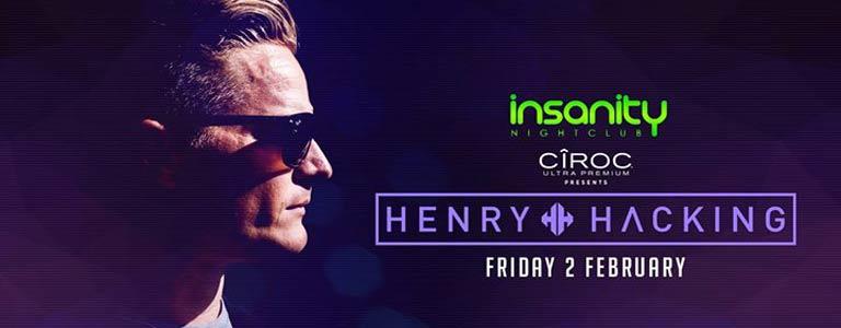 Henry Hacking at Insanity Nightclub Bangkok