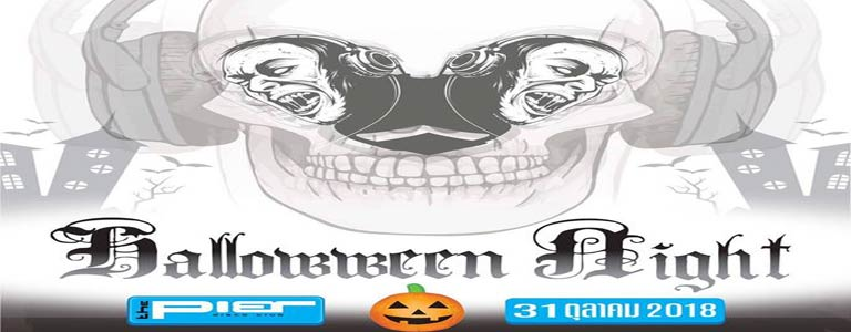 Halloween Night at Pier Pattaya