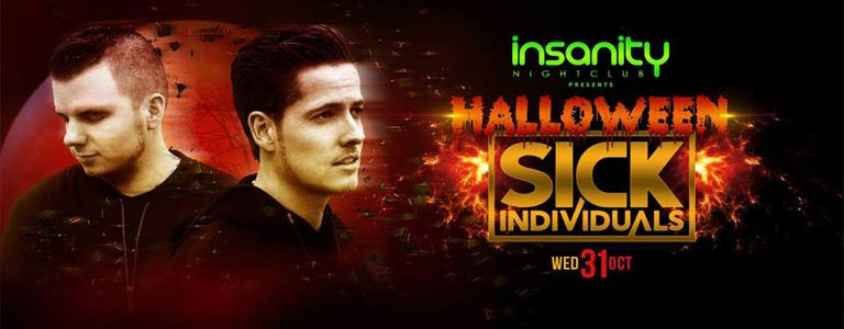 Sick Individuals at Insanity Nightclub