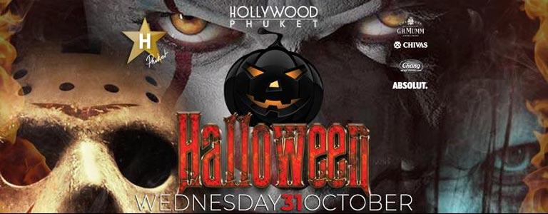 Halloween Night at Hollywood Phuket