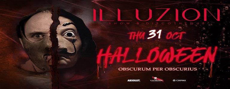Halloween at Illuzion