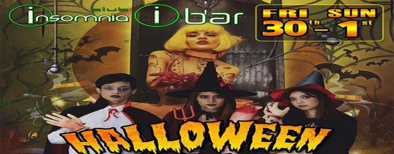 Club Insomnia pres. Halloween Party