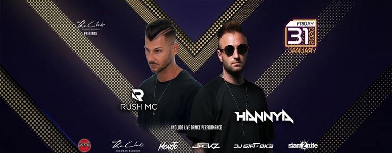 DJ Hannya & Rush MC