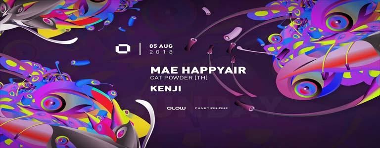 GLOW Sunday Sessions w/ Mae Happyair & Kenji