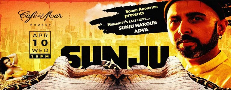 Wednesday by Sound Addiction w/ Sunju Hargun