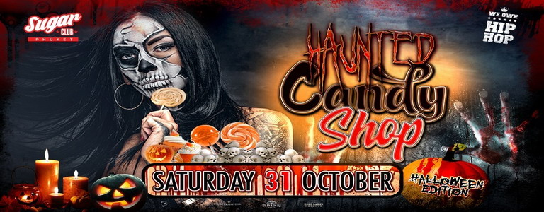 Haunted Candy Shop | Halloween Edition