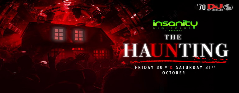 The Haunting Halloween Festival at Insanity