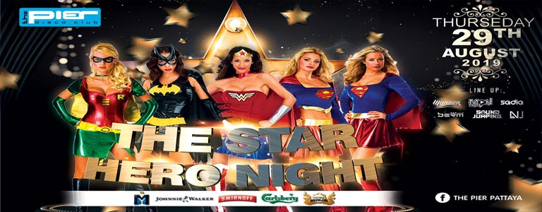 The Star Hero Night Party at Pier