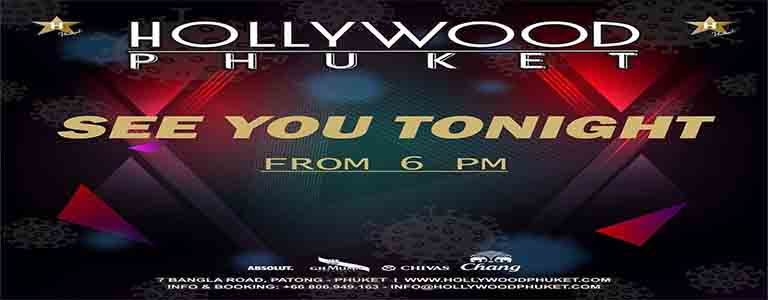 Hollywood Phuket : We Are Back
