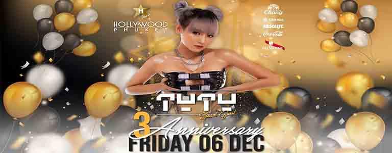 Hollywood Phuket's 3rd Anniversary