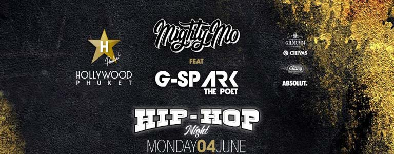 Hip Hop Night at Hollywood Phuket