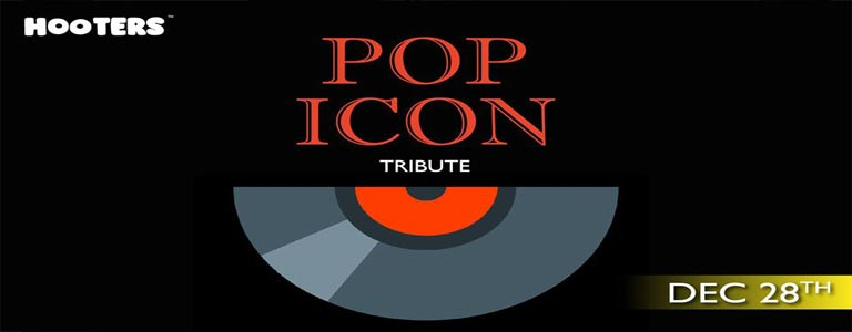 POP ICONS Tribute at Hooters Pattaya
