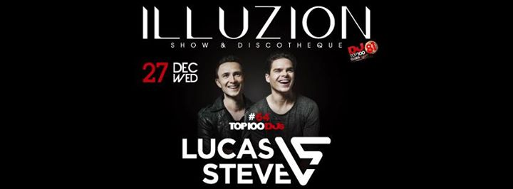 Lucas & Steve at Illuzion Phuket