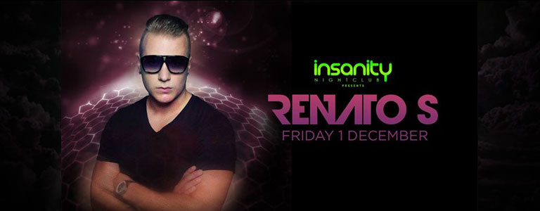 Dj Renato S at Insanity