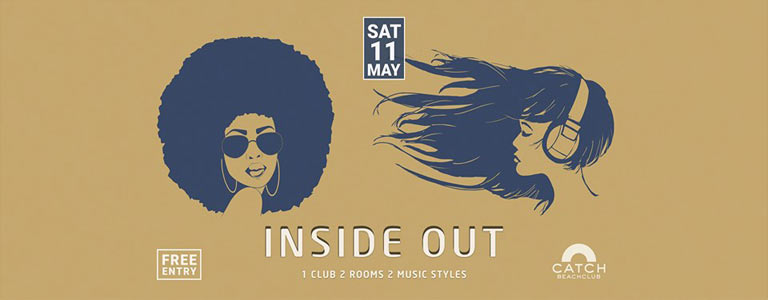 Inside | Out at Catch Beach Club