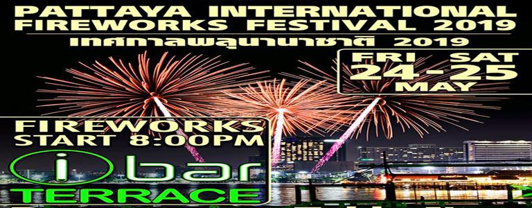Ibar pres. Pattaya International Fireworks Festival 2019