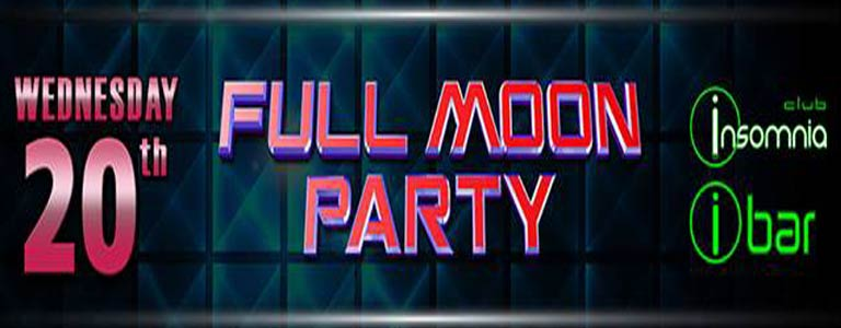 Full Moon Party at Club Insomnia Pattaya