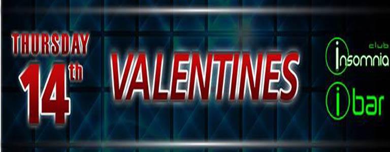 Valentine's Party at Club Insomnia Pattaya