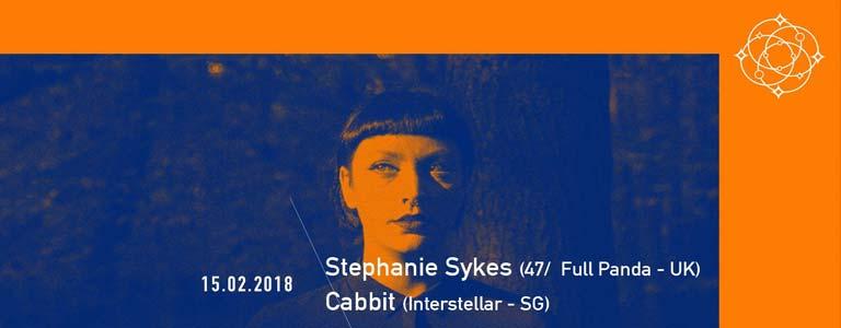 Interstellar with Stephanie Sykes at Glow Bkk