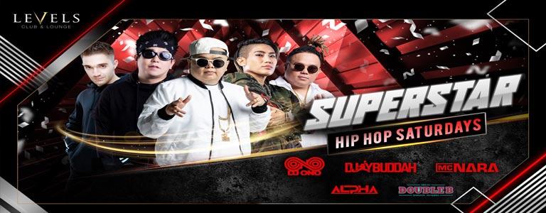 Super Star Saturdays ft. Bangkok Invaders