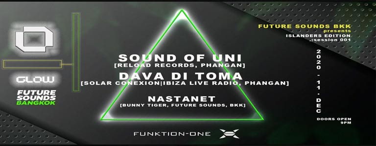 Future Sounds Bkk presents Islanders Edition S 1