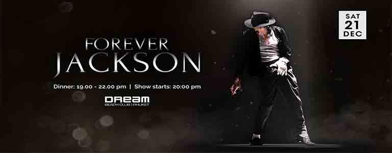 Forever Jackson Tribute Show