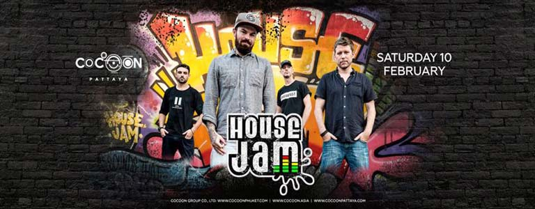 House Jam Live At Cocoon Pattaya