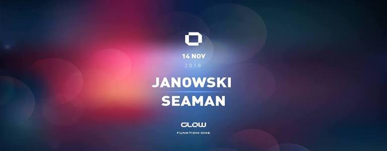 GLOW Wednesday w/ Janowski & Seaman