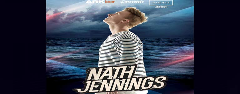 ArkBar Beach Club presents Nath Jennings