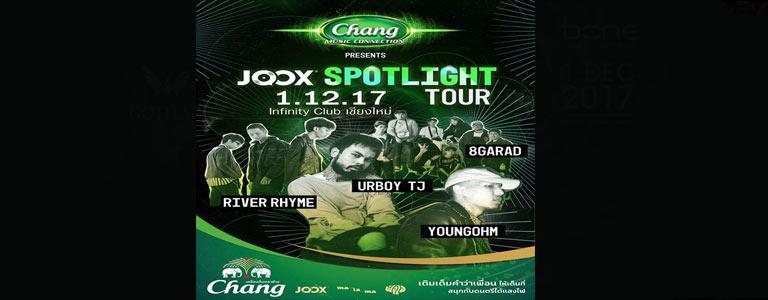 JOOX Spotlight Tour at Infinity Club Chiang Mai