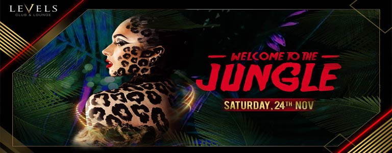 LEVELS presents Welcome to the Jungle