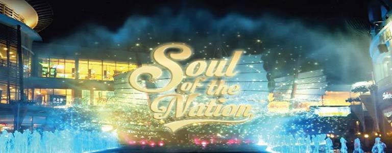 """Soul of the Nation"" at Jungceylon Phuket"