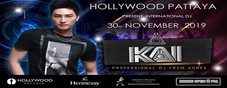 Hollywood Pattaya Present Dj Kai