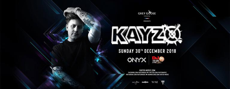 Kayzo at ONYX