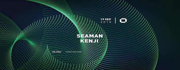 GLOW Wednesday w/ Seaman & Kenji