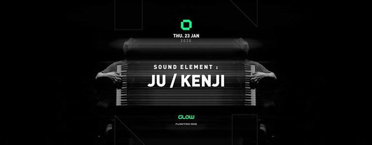 Sound Element w/ Ju & Kenji
