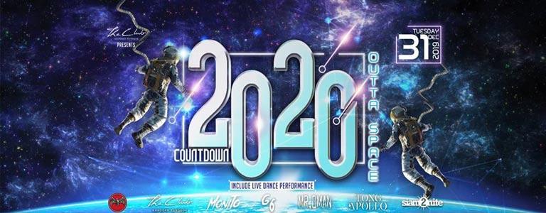The Club Khaosan Countdown 2020 Party