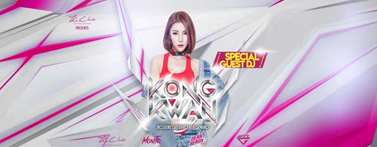 Kong Kwan at The Club Khaosan