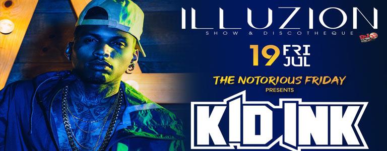 Kid Ink at Illuzion