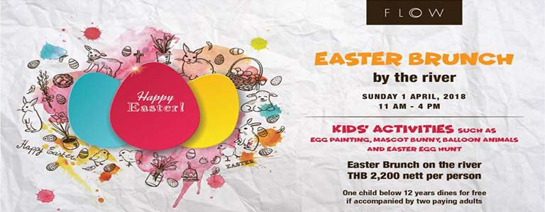 Easter Brunch with Kids Activities