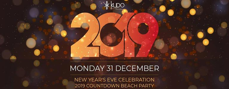 New Year's Eve 2019 Countdown at KUDO