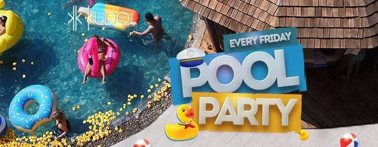 Pool Party at KUDO Phuket