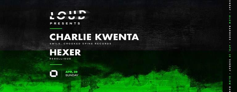 Loud Presents Kwenta Hexer At GLOW