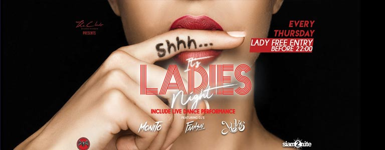 Ladies Night at The Club Khaosan